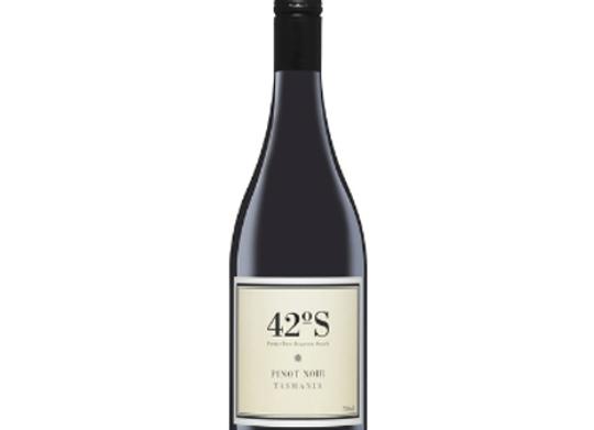 42 Degrees South Pinot Noir - 750mL