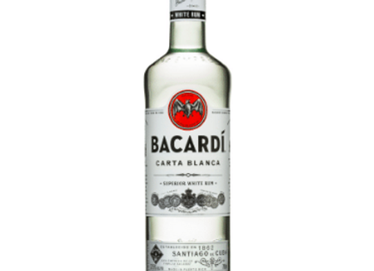 Bacardi Superior Rum - 700ml