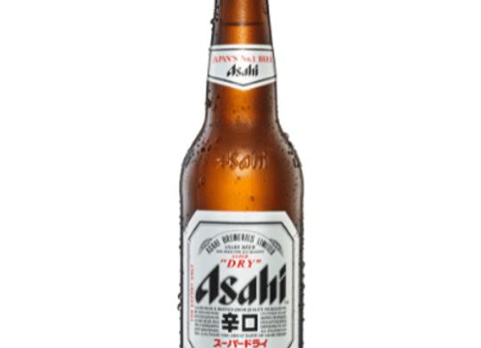 Asahi Super Dry Bottle - 330mL