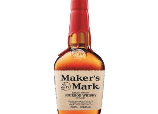 Makers Mark Bourbon - 700mL