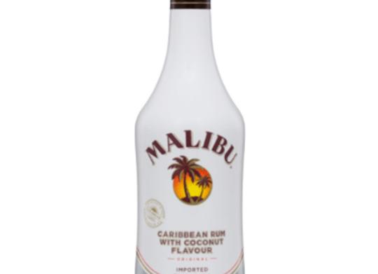 Malibu Caribbean White Rum - 700ml