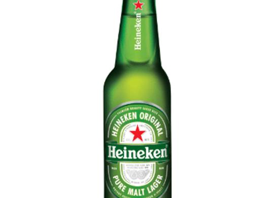 Heineken Bottle - 330mL