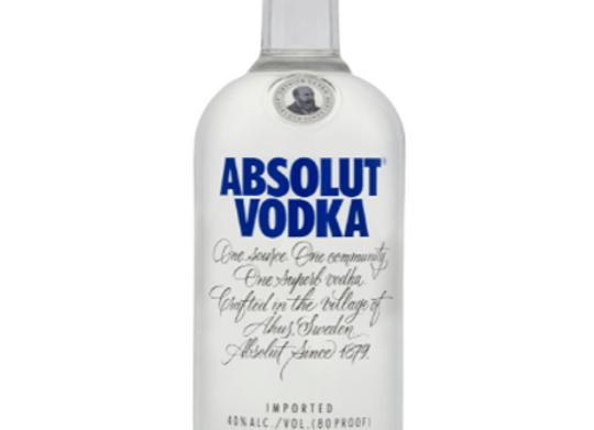 Absolut Vodka - 700mL
