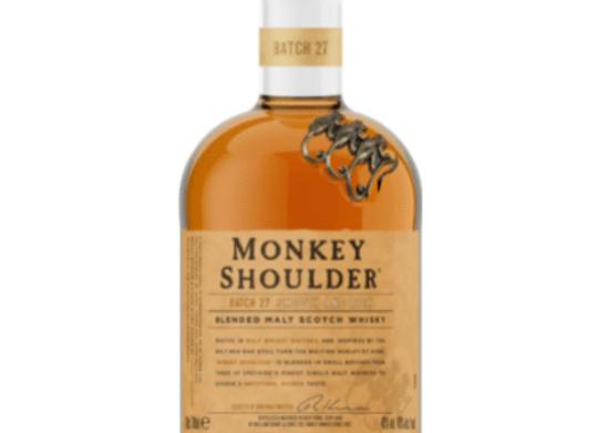 Monkey Shoulder Blended Malt Scotch - 700mL
