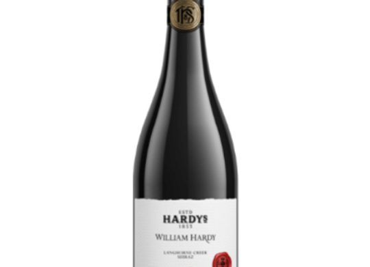 William Hardy Shiraz - 750ml