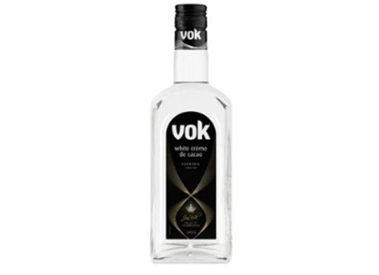 Vok White Creme De Cacao - 500mL