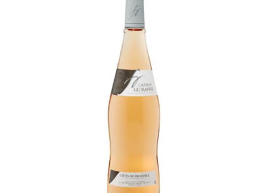 Chateau Guiranna Provence Rose - 750mL