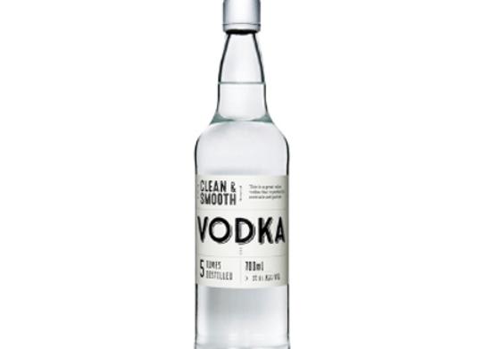 Cleanskin Vodka - 700mL