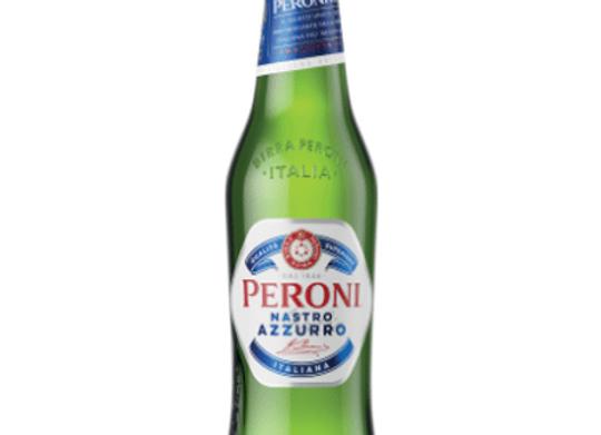 Peroni Nastro Azzurro Bottle - 330mL