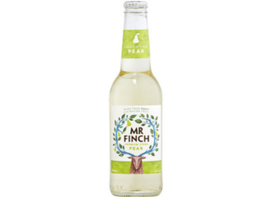 Mr Finch Pear Cider Bottle - 330mL
