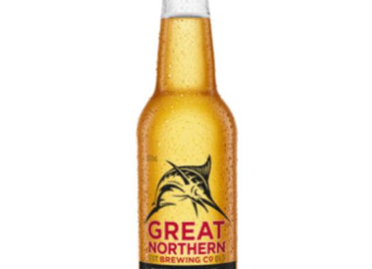 Great Northern Super Crisp Lager Bottle - 330mL