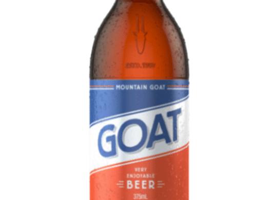Goat Lager Bottle - 375mL
