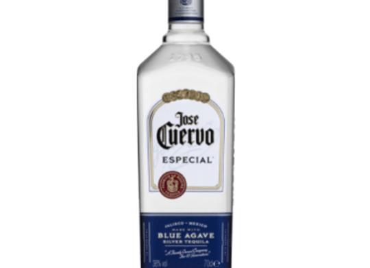 Jose Cuervo Silver Tequila - 700mL
