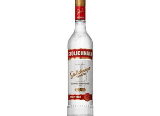 Stolichnaya Vodka - 700ml
