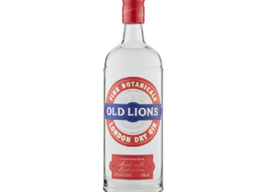 Old Lions Gin - 700mL