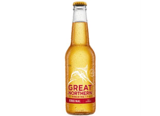 Great Northern Original Lager Bottle - 330mL