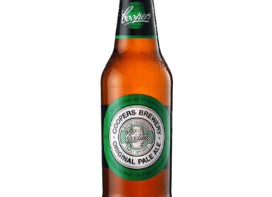 Coopers Original Pale Ale Bottle - 375mL