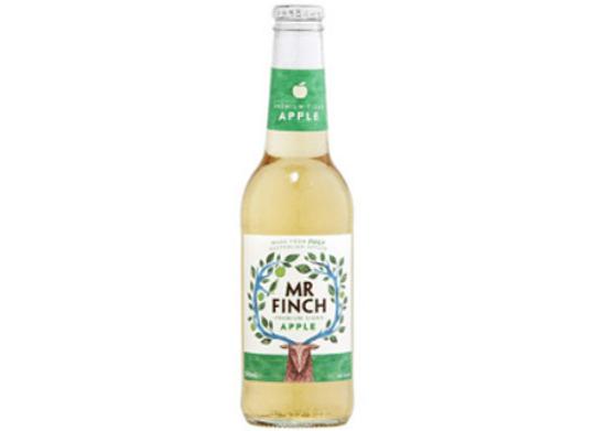 Mr Finch Apple Cider Bottle - 330mL