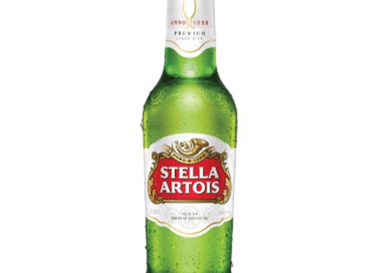 Stella Artois Bottle - 330mL