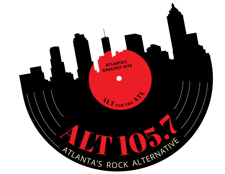 T-shirt Design for ALT 105.7