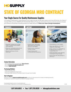 State of GA Contract Flyer