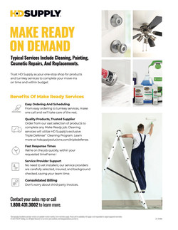 Make Ready On Demand Flyer