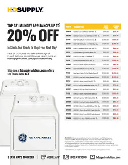Q3 Appliance Flyer