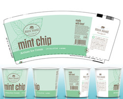 Mint Chip Package Design