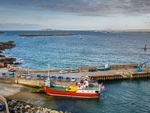 KTL joins Three for Arranmore revival