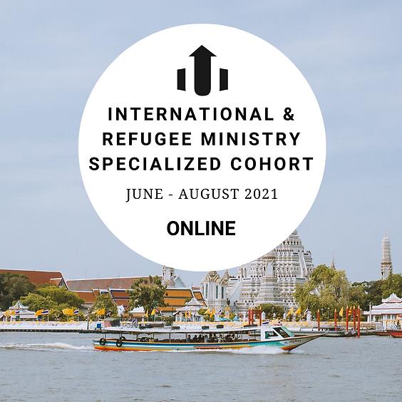 International Ministry Cohort Summer 2021