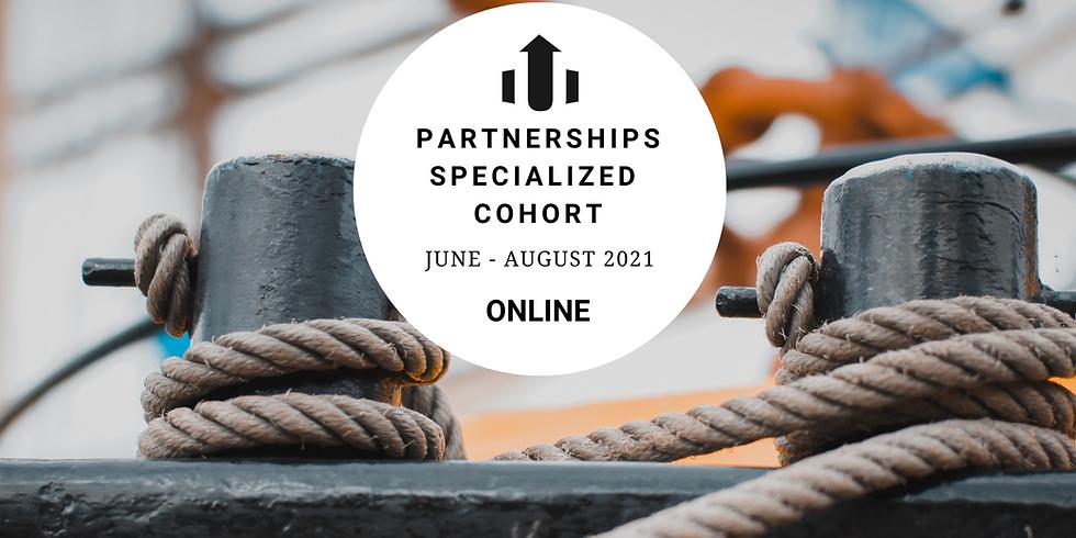 Partnerships Specialized Cohort
