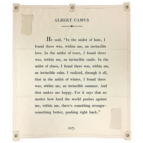 Tarp - Albert Camus