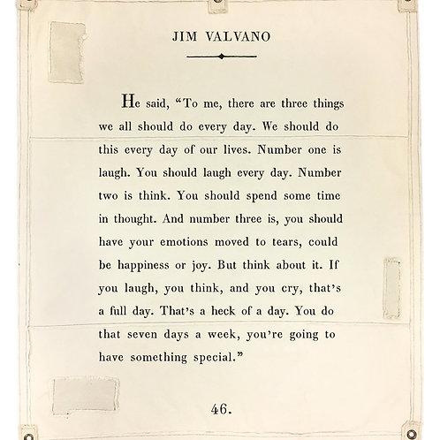 Tarp - Jim Valvano
