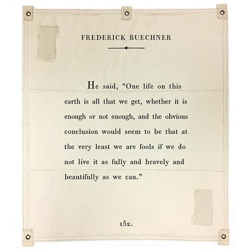Tarp - Frederick Buechner