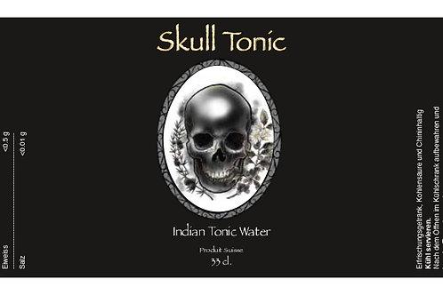 SKULL TONIC - INDIAN TONIC WATER 1x330 ml