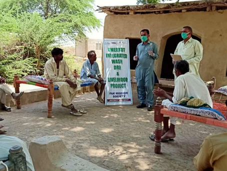 Saving lives in Pakistan