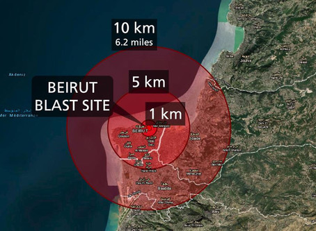 Blast in Beirut Rock Christian Communities