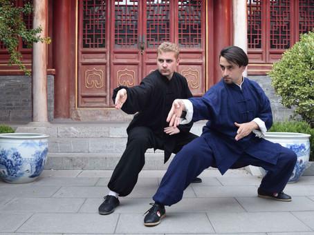 Cantos mnemotécnicos del Wushu