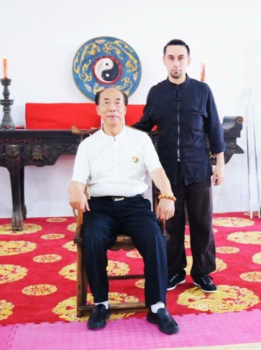 Maestro Zhang Xigui 9no Duan de Xingyiquan