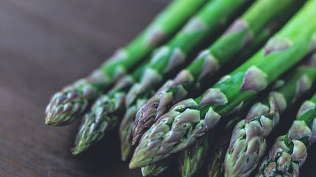 POP UP supper club, A celebration of Oxfordshire Asparagus, Friday 8th May 2020