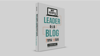 The #1 Book that Helped Me Start Blogging