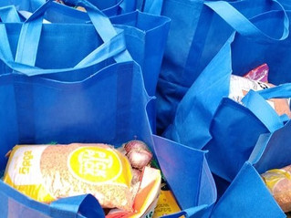 100 parcels of love and care