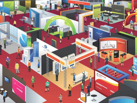 WHY YOU SHOULD CONSIDER USING A SPECIALIZED PROVIDER TO MANAGE YOUR TRADE SHOW EXHIBIT.