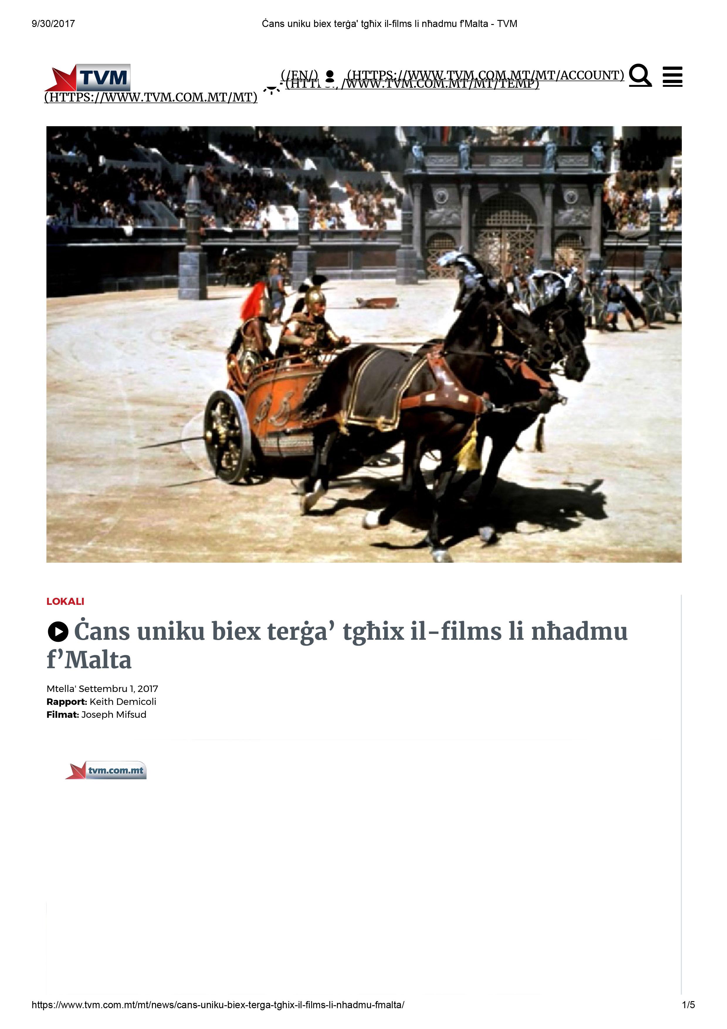 Ċans-uniku-biex-terġa'-tgħix-il-films-li-nħadmu-f'Malta---TVM-1
