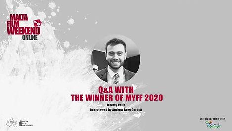 Winner of MYFF