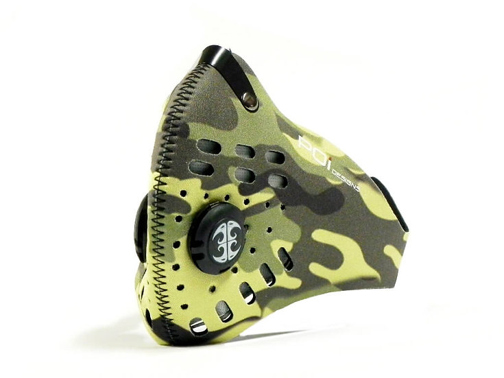 "TOUR MASK ""CAMOUFLAGE"""