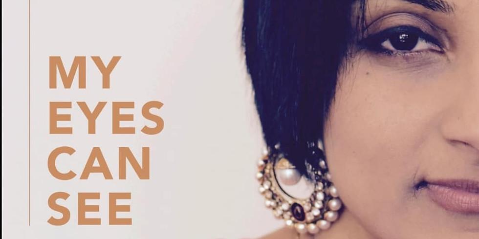 """BEMAC presents """"My Eyes Can See"""" // Menaka Thomas Debut Album Launch"""
