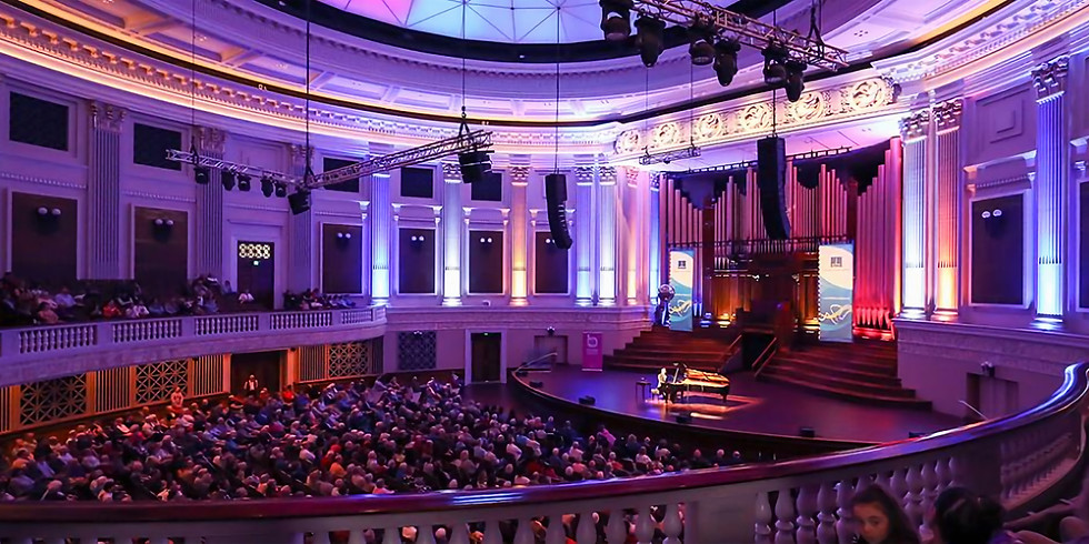 SOLD OUT: Lord Mayor's City Hall Concerts - Tilly Bebe: Women in Jazz