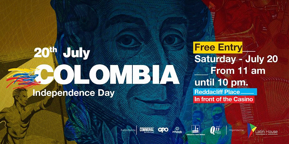 Colombian Independence Day Festival Brisbane 2019