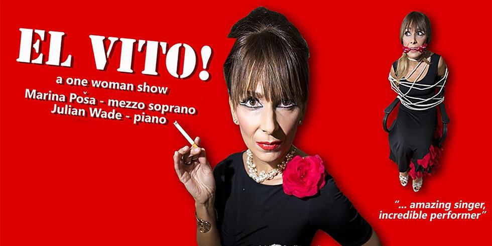 El Vito! - A One-Woman Show
